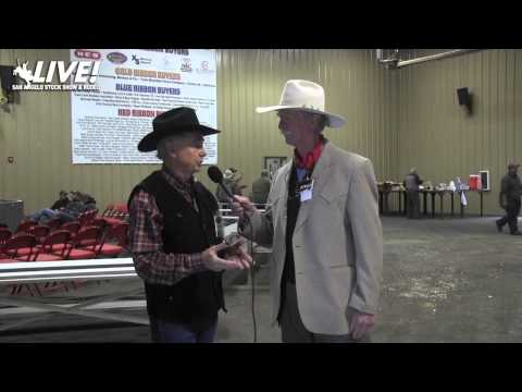 San Angelo Stock Show and Rodeo 2014 - Day 13 - Pierce Miller