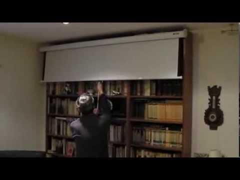 Mi cine en casa por 300 youtube - Proyector cine en casa ...