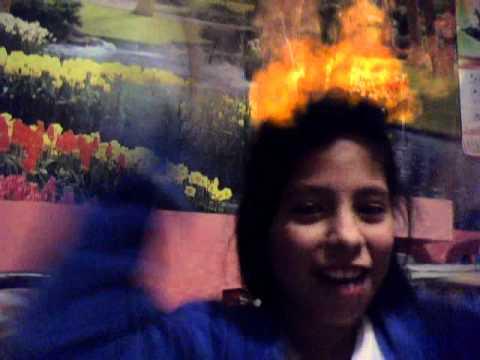 estoy quemando: