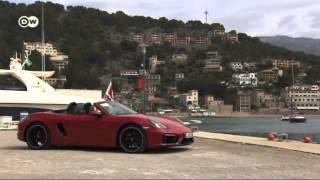 بورش بوكستر GTS | عالم السرعة