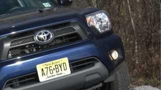 2001 Toyota Tacoma Double Cab 4x4 (stk# 29727B ) for sale Trend Motors Used Car Center Rockaway, NJ videos
