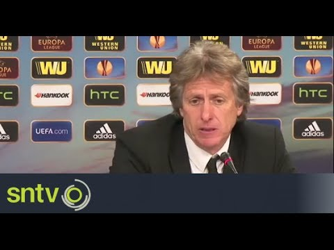 Juventus can score at any moment, says Jorge Jesus