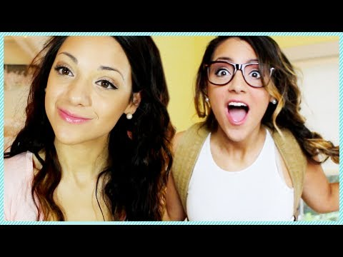How To Look Pretty During Final Exams With Niki And Gabi Beauty!