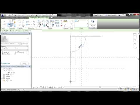 how to change decking revit