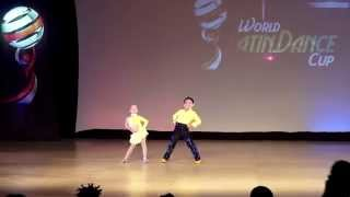 Eduardo & Beverly, New Jersey, Children Couple, Final Round, WLDC 2013