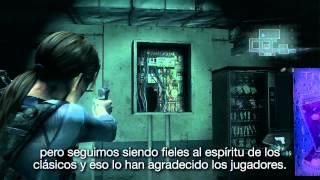 Resident Evil: Revelations. Vídeo diario de desarrollo, 1: Herencia y Terror