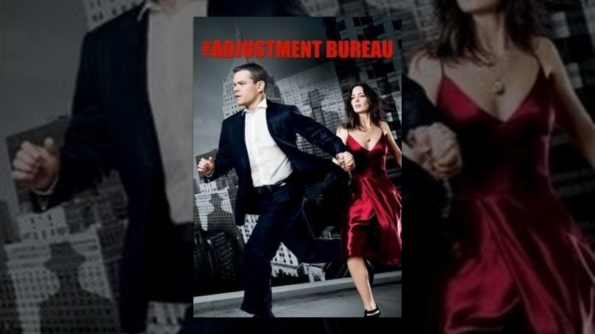The adjustment bureau youtube for Bureau youtube