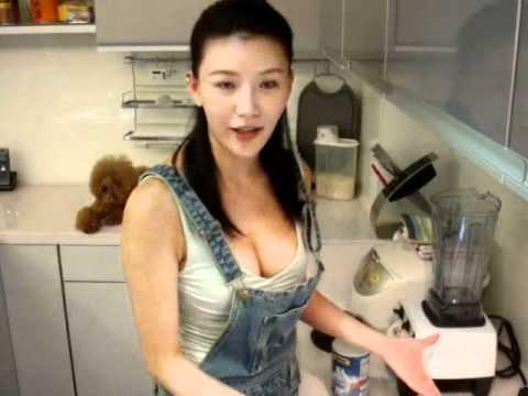 美胸廚娘教你做精益求精的精力湯!