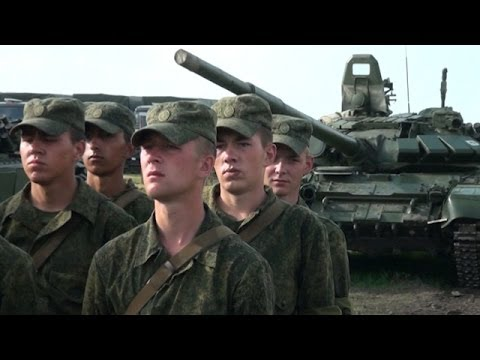 Russia Pulls Out Troops from Ukraine Border