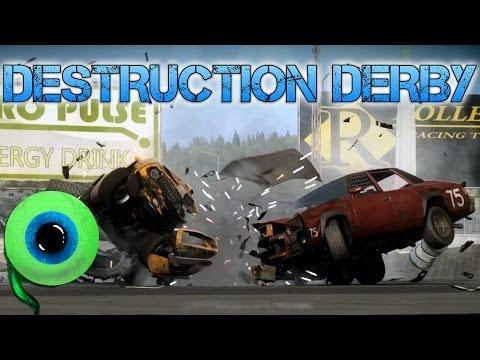 Next Car Game | DESTRUCTION DERBY | Steam Early Access Alpha Version