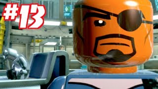 LEGO MARVEL SUPER HEROES Gameplay Walkthrough #13