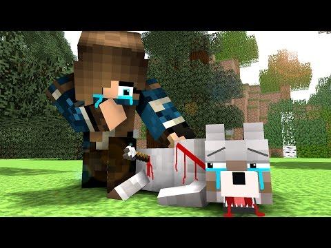 Wolf Life 2 - Craftronix Minecraft Animation