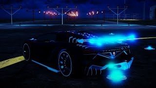 GTA 5 Secret Paint Job TRON Evolution Custom Respray
