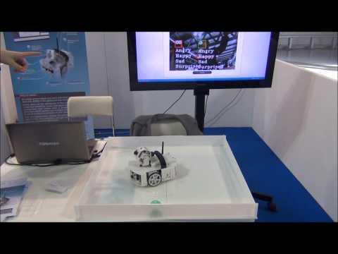 VIDEO - ARIELL e EMOX al Salone ROBOTICA 2012