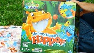 Hungry Hungry Hippos / Głodne Hipcie Gra