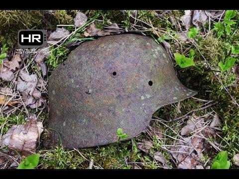 Relic Hunting Eastern Front of WWII Ep. 22 HD Раскопки Вторая Мировая Война Металлоискатель