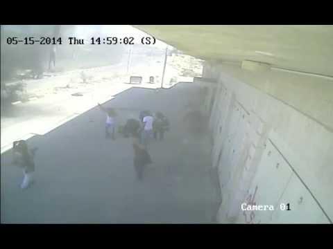 فيديو يوثق قتل طفلين فلسطينيين برصاص قوات الاحتلال
