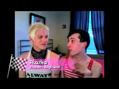 Sharon Needles Kai Kai Sharon Needle Audition Tape