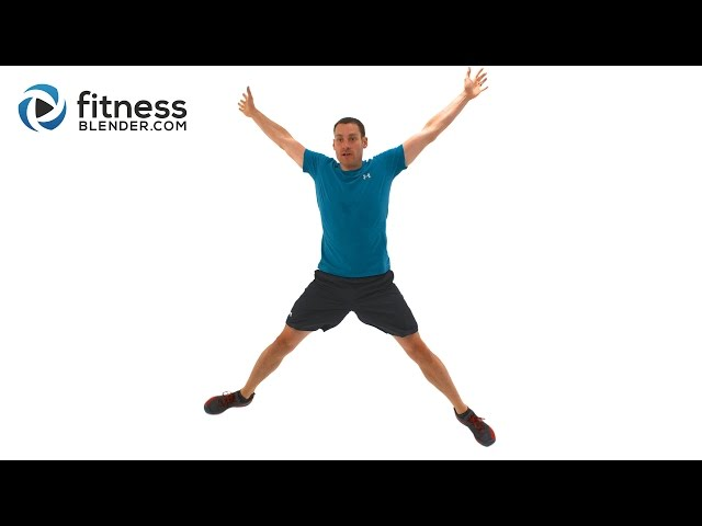 15 Minute Total Body HIIT Workout - Advanced Bodyweight Exercises to Burn Fat Fast