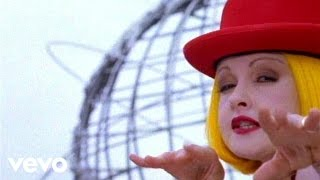 Cyndi Lauper - Hey Now (Girls Just Want to Have Fun)