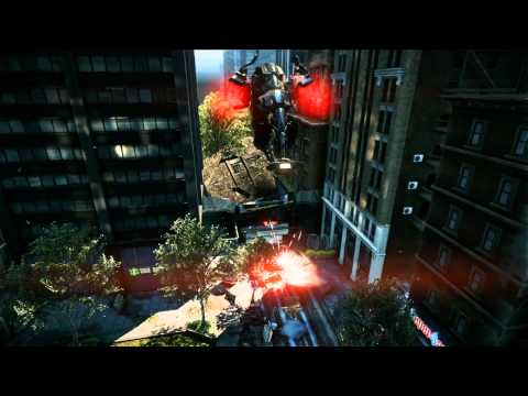 "Crysis 2 Map Pack №2 ""Истребление"""