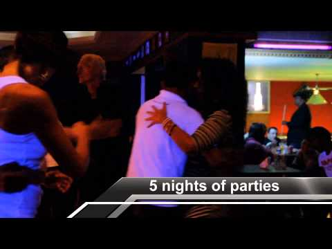 4th Middle East Zouk & Kizomba Festival Trailer