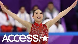 Mirai Nagasu Lands History-Making Triple Axel At 2018 Winter Olympics | Access