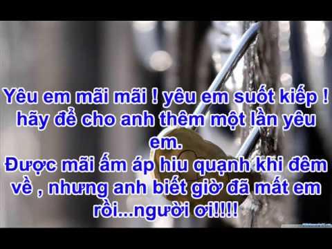 Karaoke Em là hạnh phúc trong anh - Hồ Quang Hiếu (beat chuẩn).