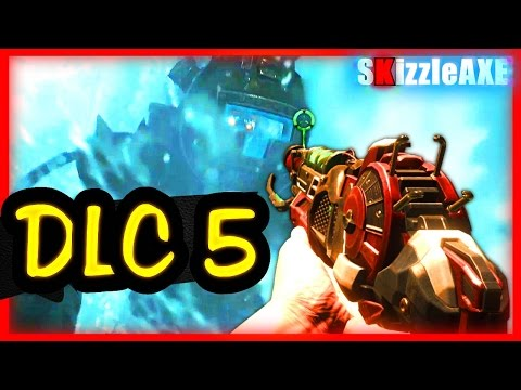 DLC 5 GAMEPLAY TRAILER - Zombies Chronicles BO3 DLC 5 Trailer (Black Ops 3 Zombies Remastered Maps)