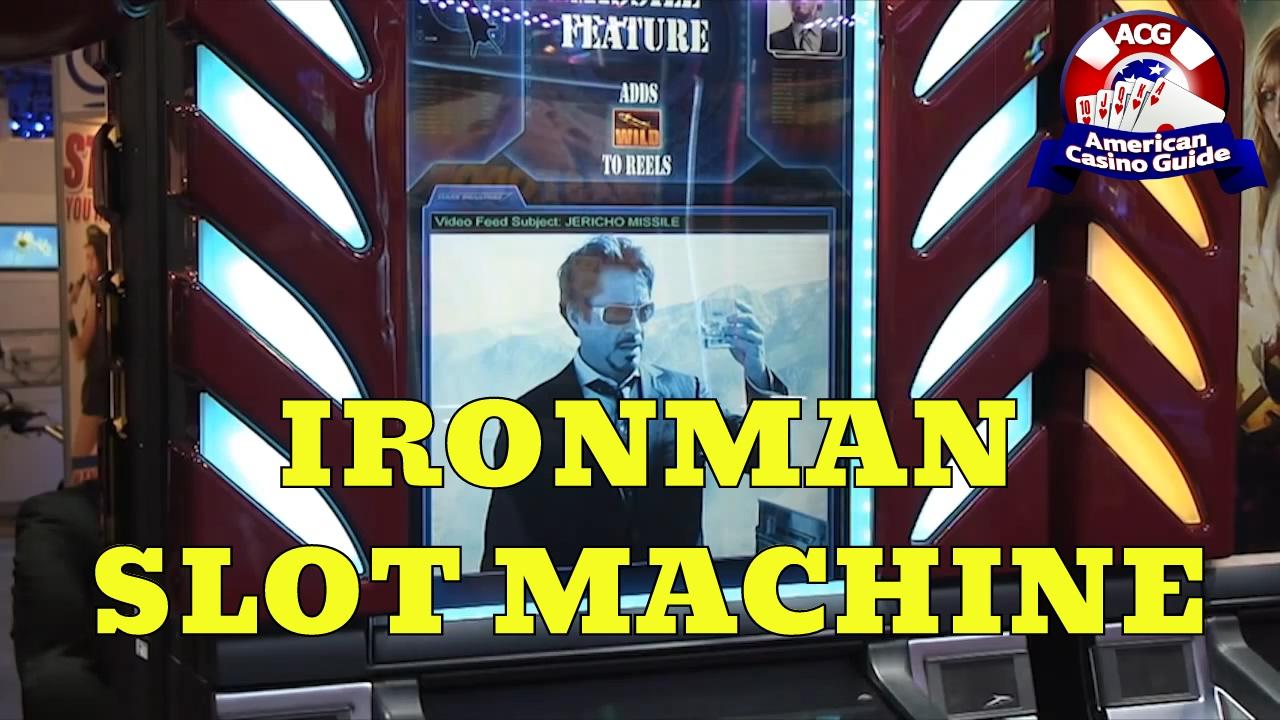 Slots ironman