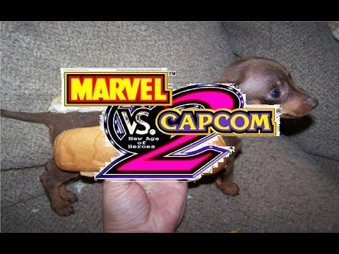 A zueira nunca acaba Marvelvs Capcom 2