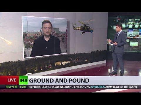 'Poroshenko puppet president, Ukraine control system in total chaos'