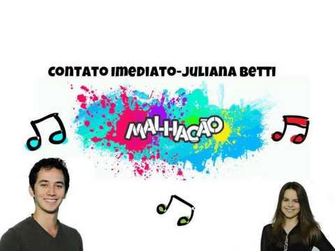 Contato Imediato(Juliana Betti) tema do Ben e Anita-Malhação 2013