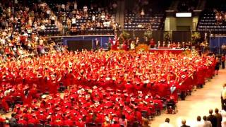 Sharyland High School 2011 Graduation Flash Mob