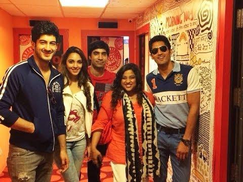 Fugly Cast's Radio Trail in Mumbai