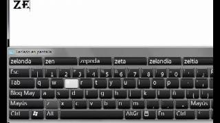 Como Encontrar El Teclado En Pantalla En Windows 7