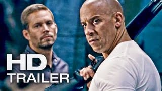 FAST & FURIOUS 6 Offizieller Trailer 2 Deutsch German