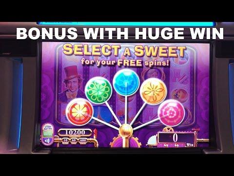 play willy wonka slot machine