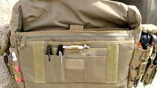 5.11 Tactical Series RUSH Messenger Bag Review By MilPic