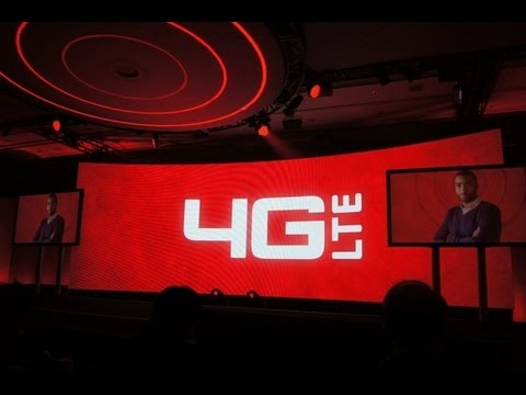 Verizon Announcement All Future Smartphones Will have 4G