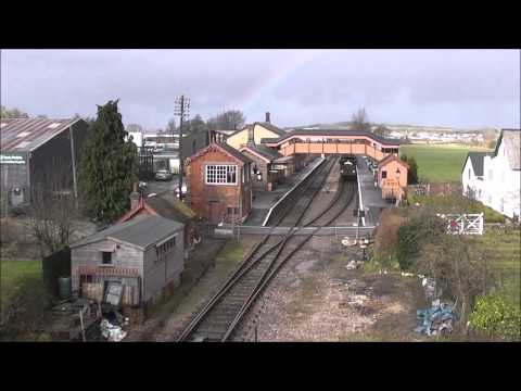 WSR NEW 2014 SEASON TRAINS DELAYED BY THE WEATHER Part 3