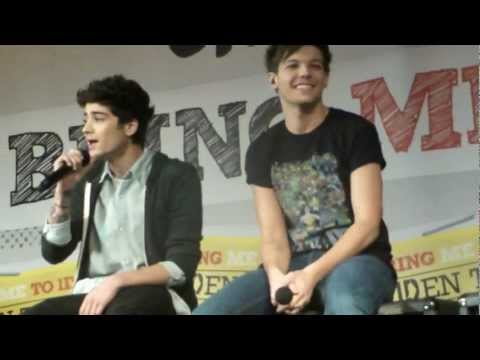 One Direction More Than This Acoustic Perfomance- Bring Me To 1D