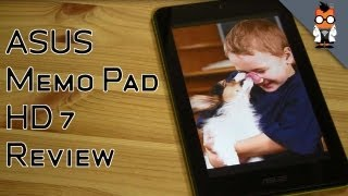ASUS Memo Pad HD 7 Review & Comparison With Other Budget