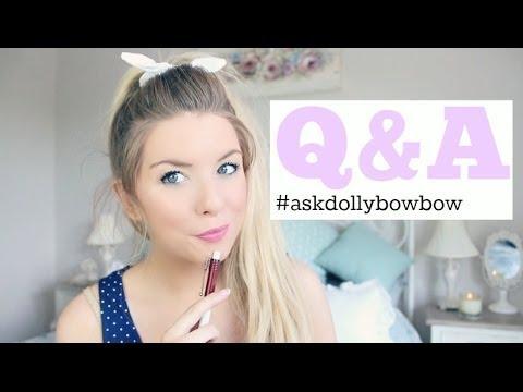 BABY NAMES & BIG REGRETS   #askdollybowbow Q&A