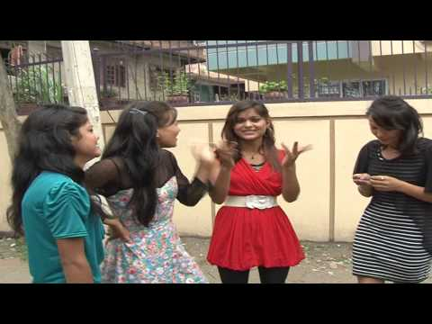 Making of Manko Dailo Shooting Report NAZAR 2|Bindabasini Music by Padma Linkha Magar