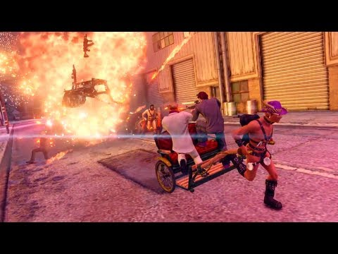 Saints Row IV als liefdeslied