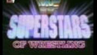 WWF Superstars Of Wrestling 1991 Theme
