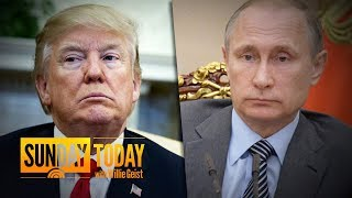 Trump Set For Summit With Putin After 12 Russians Charged With Hacking Democrats | Sunday TODAY