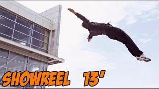 Showreel 13' (Parkour & FreeRunning)