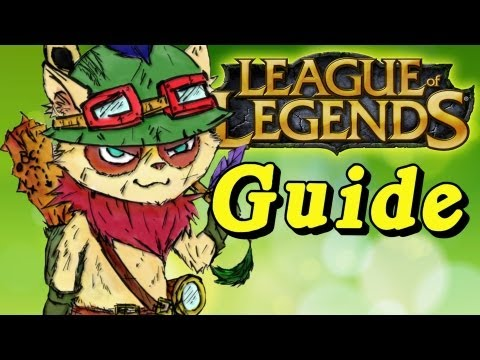 League of Legends: Teemo Guide / Build [German] [Deutsch] [HD]